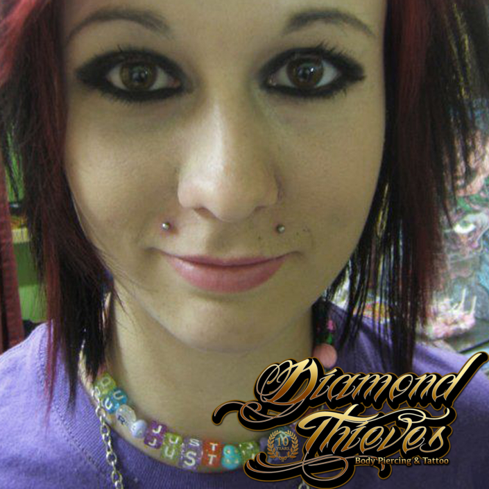 Daron James Piercing