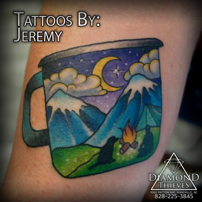 Jeremy Askey Tattoo