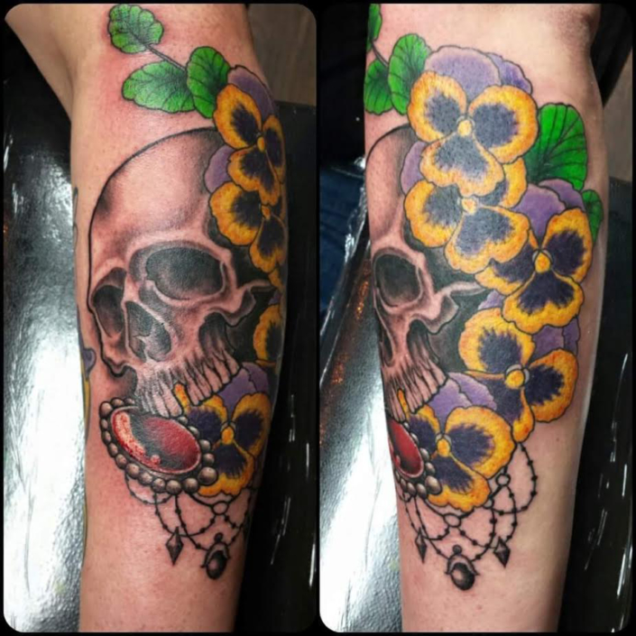 Michael McCarthy Tattoo