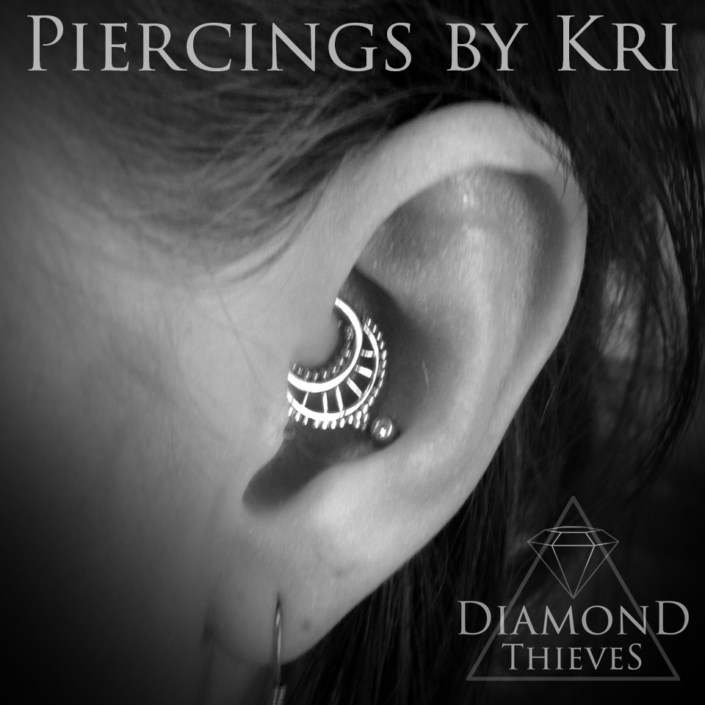 Piercing by Kri
