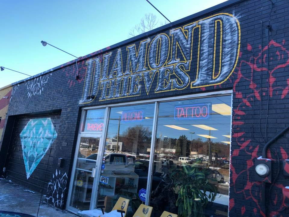 Diamond Thieves Body Piercing & Tattoo